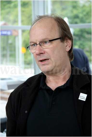 Roland Schwerdtner, Gründer und Miteigentümer von Nomos