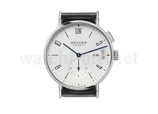 Tangomat GMT 12 mit Airportcode bei Zwölf-Uhr
