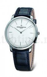 Patrimony Contemporaine Handaufzug Collection Excellence Platine