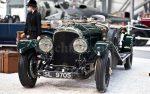 Der Bentley Open Tourer vom Erhard Junghans-Team Michael Loeser und Robert Waller