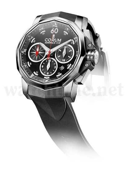 Das neue Uhrenmodell von Corum: die Admiral's Cup Challenge 44