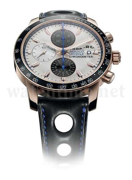 Sportlich und klassisch zugleich: der Grand Prix de Monaco Historique Chronograph 2010 von Chopard