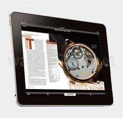 iPad App WatchTime