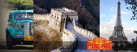 Peking to Paris Motor Challenge