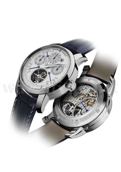 "Patrimony Traditionnelle ""Kaliber 2253"" Collection Excellence Platine"