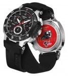 Die Uhr zur MotoGP-Rennserie: T-Race MotoGP 2010 von Tissot