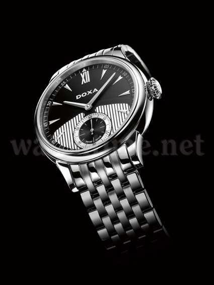 Wie in alten Zeiten: das Uhrenmodell Vintage von Doxa