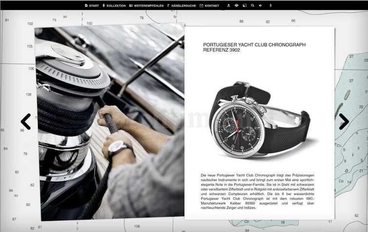 IWC Uhrenbuch