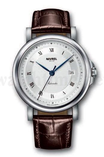 Gewachsenes Erbe: das Uhrenmodell Héritage Grande Automatique von Nivrel