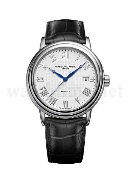 Das Uhrenmodell Maestro Tradition von Raymond Weil