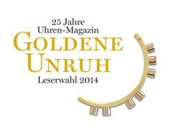 Goldene Unruh 2014