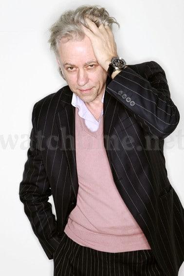 Maurice Lacroix Markenbotschafter Sir Bob Geldof verleiht den Publikumspreis beim Zurich Film Festival