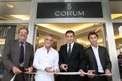 Corum Boutique Eröffnung