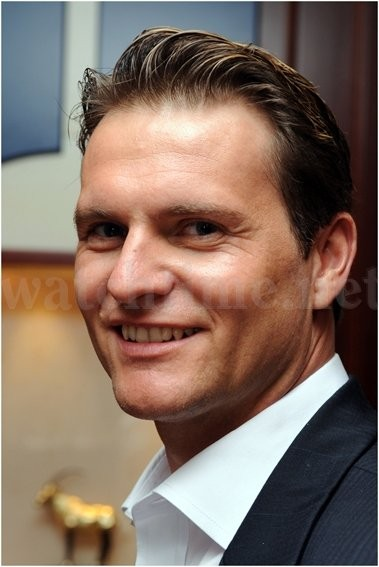 Neuer CEO von Carl F. Bucherer: Sascha Moeri