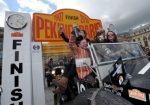 Frédérique Constant begrüßte die Teilnehmer der Peking to Paris Rallye