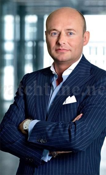 Georges Kern ist nun CEO von IWC und Roger Dubuis