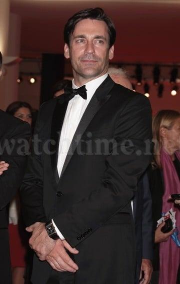 Schauspieler Jon Hamm bei den Filmfestspielen in Venedig