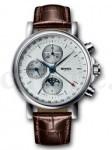 Auch mit Mondphase erhältlich: der Héritage Grand Chronographe von Nivrel