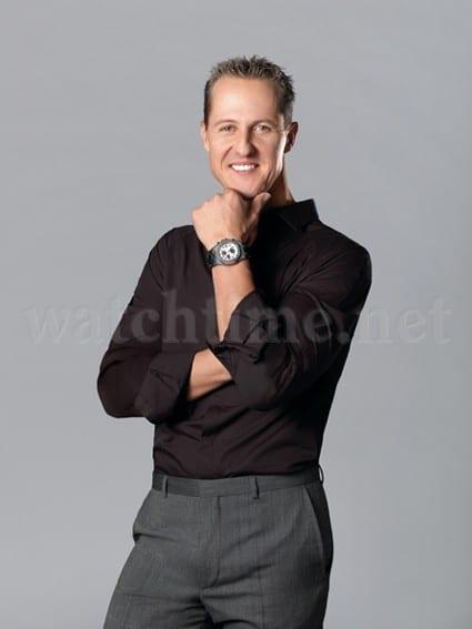 Neuer Markenbotschafter von Audemars Piguet: Michael Schumacher