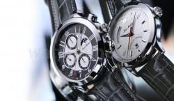 Jean Marcel – Semper Linie mit Mondphasen-Chronograph