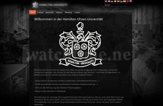 hamilton-uhren-universitat