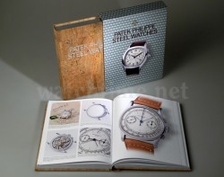 patek-philippe-steel-watches-buch-offen
