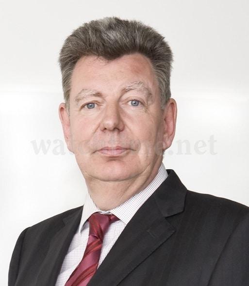 Michael P. Sarp Verwaltungsratspräsident Armin Strom
