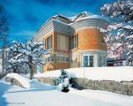 1986 erwarb Ebel die von Le Corbusier gebaute Villa Turque.
