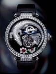 Gefährlich: die Krokodil-Uhr von Cartier