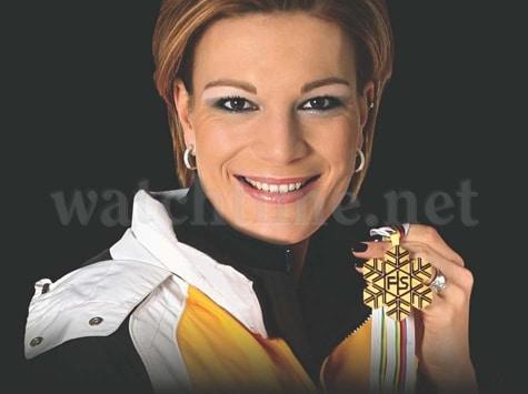 <b>Maria Riesch</b> ist neue Markenbotschafterin von Hublot - maria-riesch