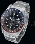 Historische Rolex GMT-Master mit festem 24-Stunden-Zeiger
