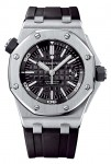 Die Audemars Piguet Royal Oak Diver (12.900 Euro)
