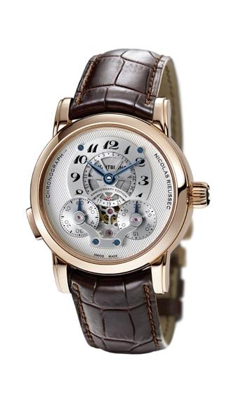 Die Nicolas Rieussec Chronograph Anniversary Edition von Montblanc