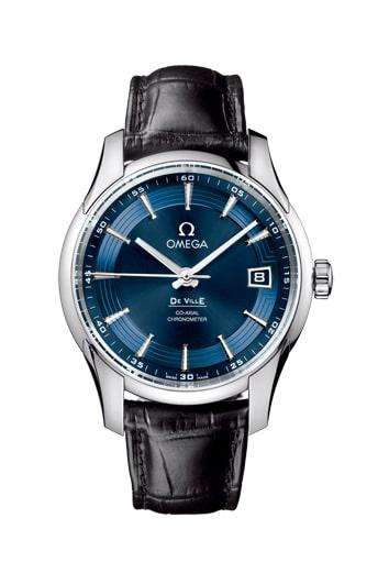 Die Omega Hour Vision Blue