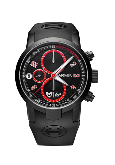 Mit Rennambitionen: der Armin Racing Chronograph von Armin Strom