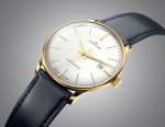 Folgt der langen Junghans-Tradition der besonders präzisen Uhren: die elegante Meister Chronometer