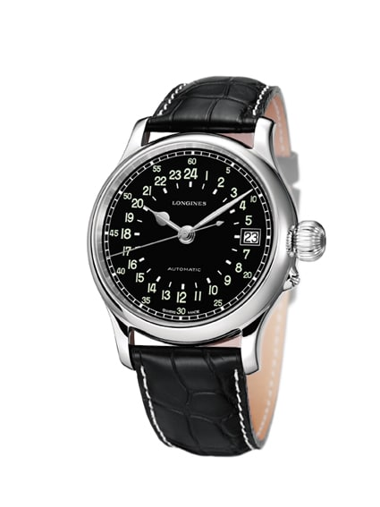 Bordcomputer: die Longines Twenty-Four Hours