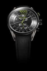 Der Mikrotimer Flying 1000 Concept Chronograph von TAG Heuer