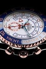 Weiterer Neuling: die Rolex Yacht-Master II