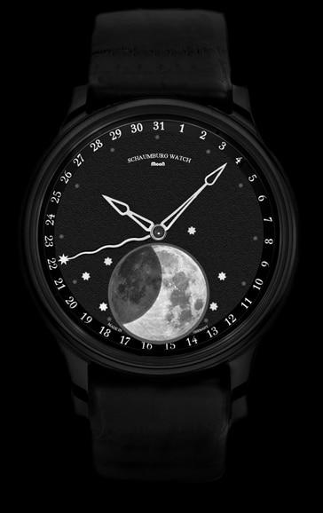 Die Moon von Schaumburg Watch