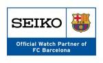 Seiko ist offizieller Uhrenpartner des FC Barcelona