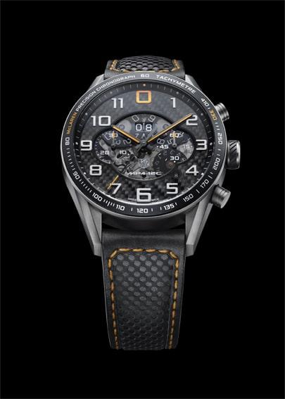 Limitierter Stopper: der Carrera MP4-12C Chronograph von TAG Heuer