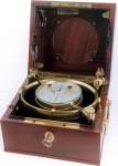 Half beim Navigierten auf hoher See: Breguet-Marinechronometer von 1818