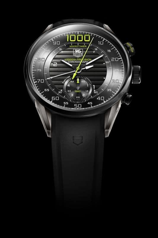 Auch unter dem Konzerndach der LVMH angesiedelt: die Uhrenmarke TAG Heuer