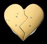 Dafür gab es Platz 4: ein Sekundenstopp-Mechanismus in Form eines gebrochenen Herzens