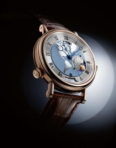 Die neue Zeitzonenuhr Classique Hora Mundi 5717 von Breguet