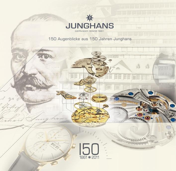 Junghans-Buch