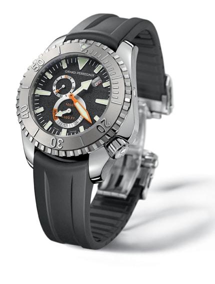 Taucheruhr von Girard-Perregaux: die Sea Hawk Pro 1,000M