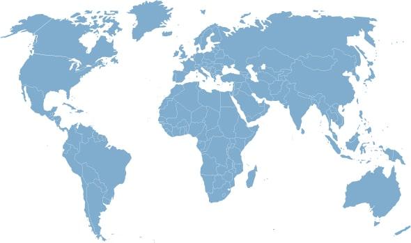 Die geographische Lage eines Landes ist ausschlaggebend für die Einteilung der jeweiligen Zeitzone.