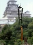 Faszinierender Klang: das Myochin Windspiel